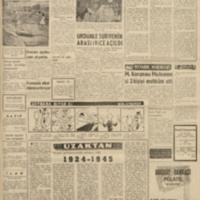 Siyasal Gelişmemimizdeki Çıkmaz VIII:1924-1945