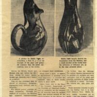 Art: Ceramics by Izet