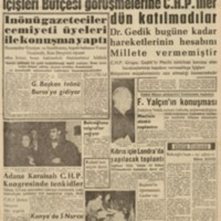"""Balcıoğlu'nun """"İyi Adres""""i"""
