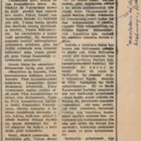 Yunanistan Notları V: Turkiye'nin Balığı