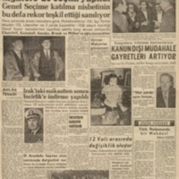 Türk Radyosunda Bir Mehdevî