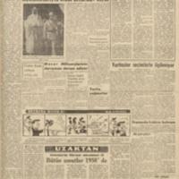 Kolombiya'da Hürriyet Mücadelesi IV: Bütün Umutlar 1958'de