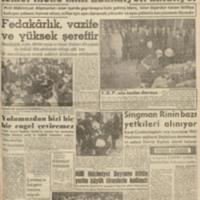 """""""Çıngırak 3 Dakika Çalınır"""" İstanbul'dan Ankara'ya Varılır"""