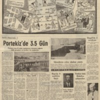 NATO Ülkelerinde 1: Portekiz'de 3.5 Gün