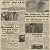 Londra'da Türk Gazetecileriyle Bir Toplantı: Pakta Alınmamız Meselesinde İngiltere'nin Görüşü Açıklandı
